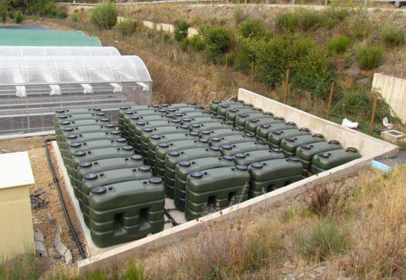 Citerne à eau Distritank
